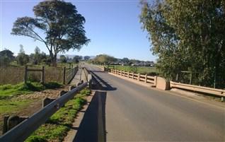 Bridge into Kalbaskraal